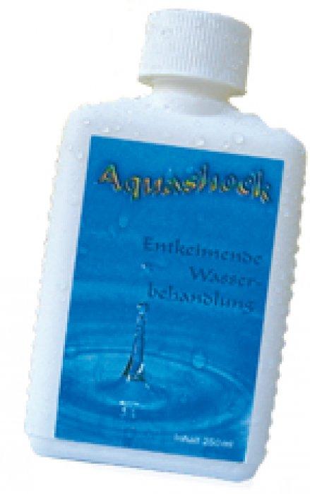 Aquashock - Entkeimende Wasserbehandlung