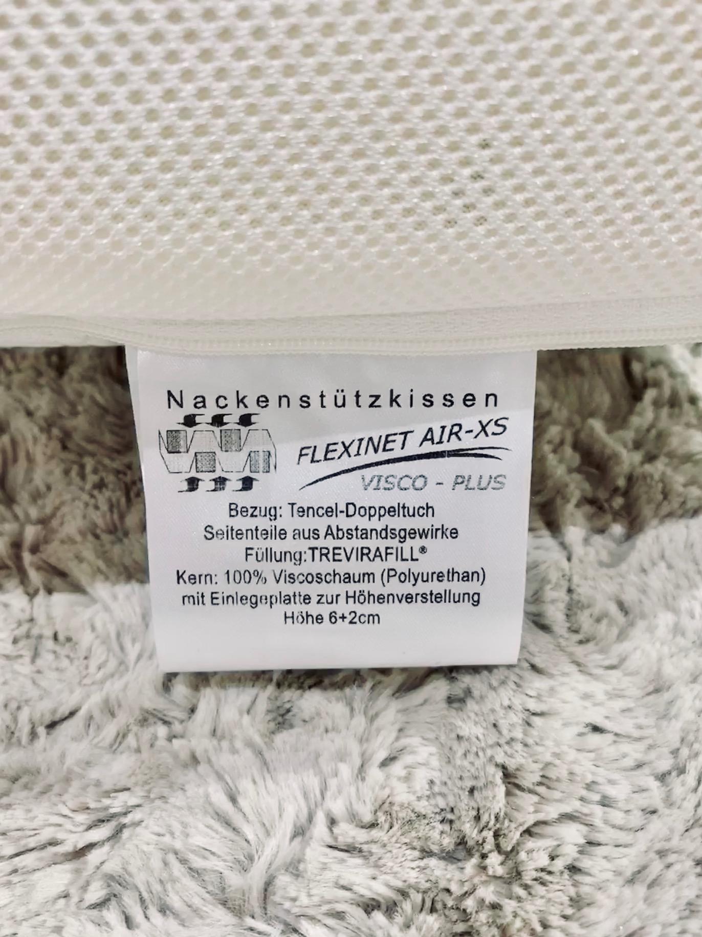 Garanta Flexinet® Air Visco Plus - Nackenstützkissen