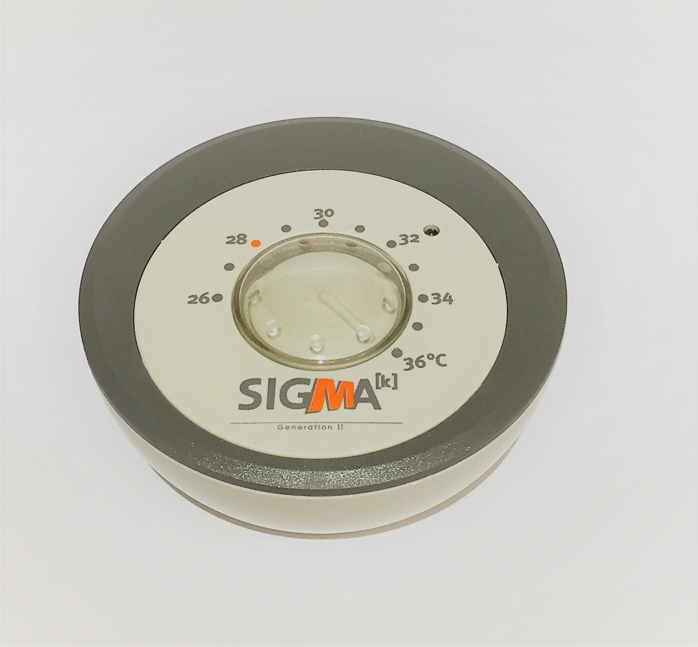 SIGMA K - Ersatzregler