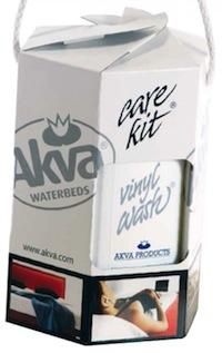 AKVA Wasserbetten Pflege - Wasserbettenzubehör