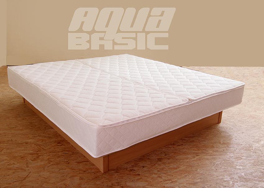 Volkswasserbett Dual - Aqua Basic