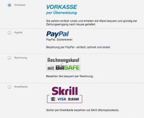 Wasserbetten online kaufen - per Kreditkarte, Paypal oder auf Rechnung
