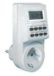 Strom sparen + Wasserbett - mit digitaler Zeitschaltuhr